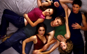 THE CAST OF ONE TREE HILL
